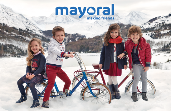 MAYORAL NEW COLLECTION